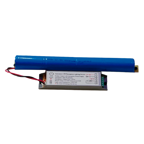 Kit de Emergencia 36w 6000 Mah