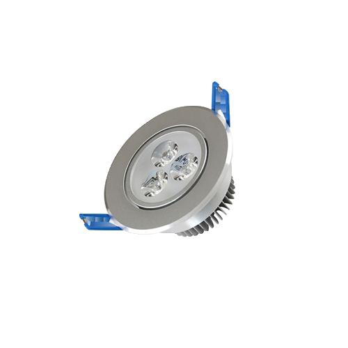 Embutido Aluminio Dirigible 3W Frío